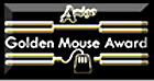 AmigoWebDesignAward The Golden Mouse Award